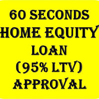 2nd / 3rd Mortgages (Home Equity Loans) 95%LTV for Bad Credit