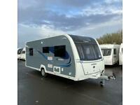 2021 Compass Camino 550 Touring Caravan - 4 Berth