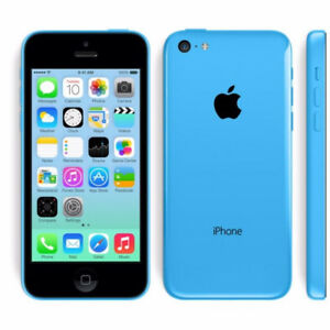 "iPhone 5C Bleu A1532 4"" 4G LTE 16Go"
