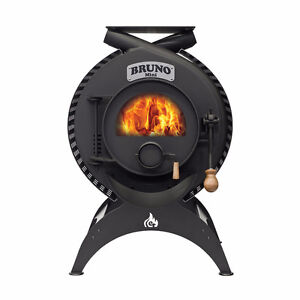 Free Flow Wood Stoves with Hot Air Tubes