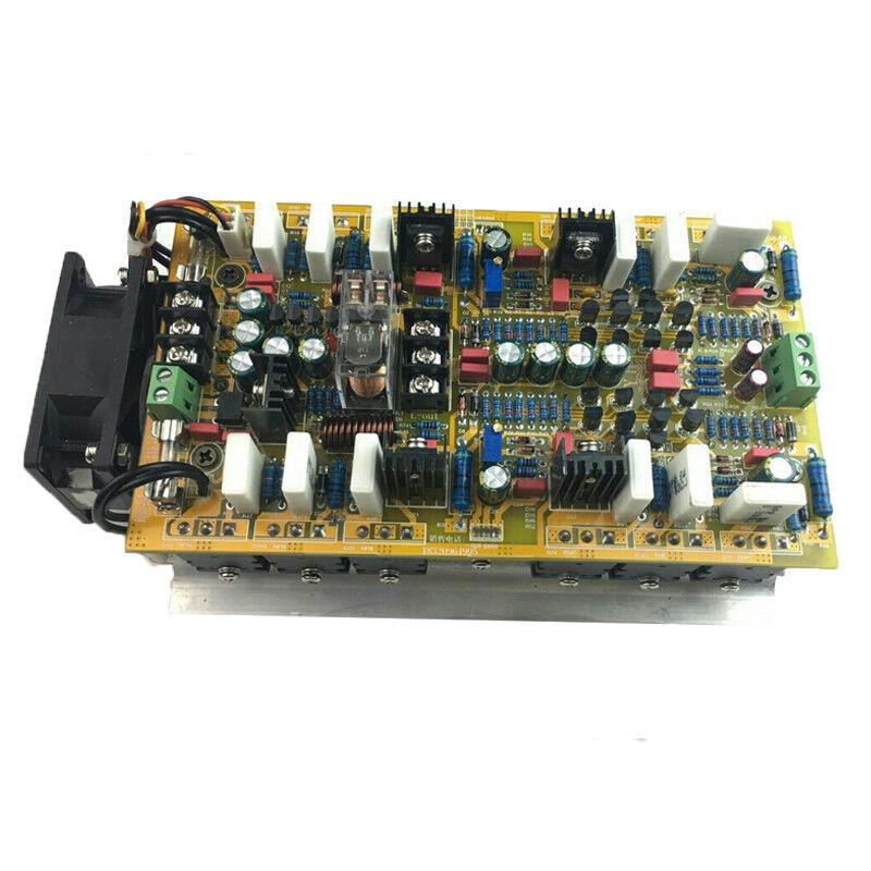 New Digital HiFi 2.0 600W + 600W Amplifier Board After Power Amplifier
