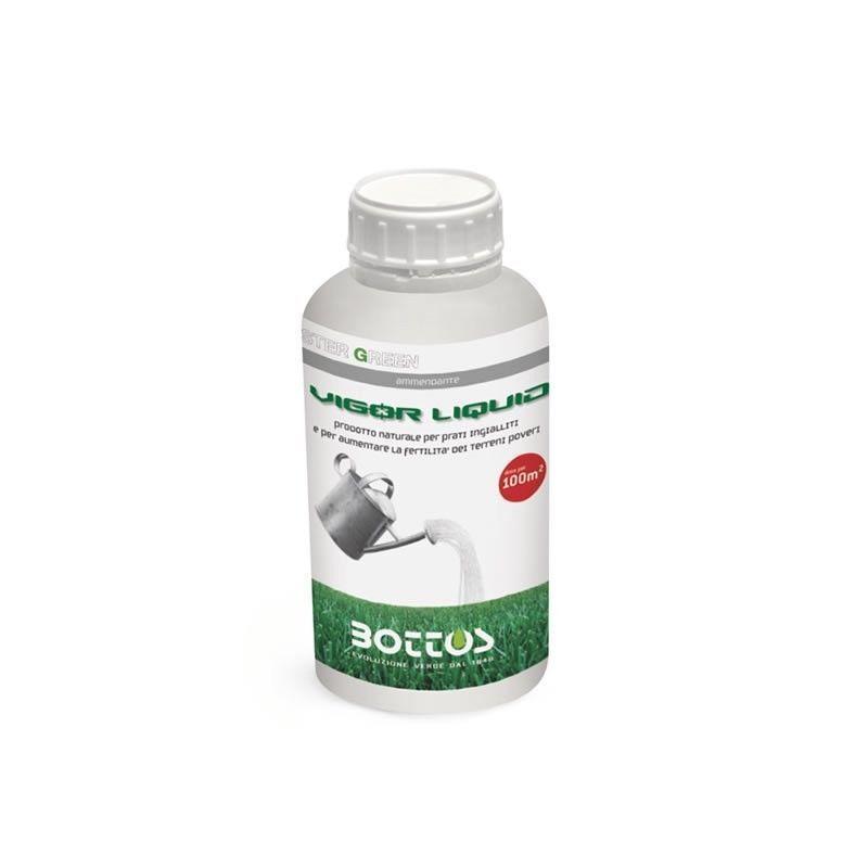 Concime Fertilizzante Biostimolante universale liquido Bottos Vigor Liquid   1 L