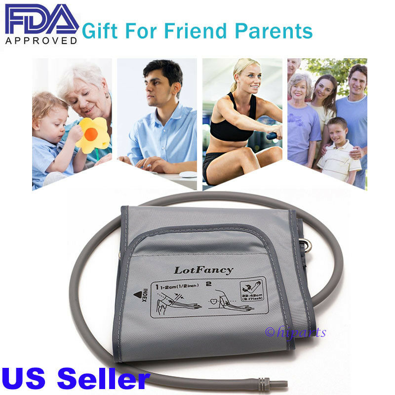Adult Child Large Small Arm Blood Pressure Cuff Bp Monitor Replacement For Omron