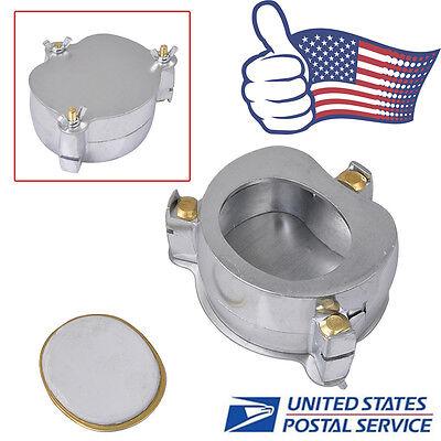 Dental Dentist Aluminium Denture Flask Lab Press Compressor Parts Usa Free Ship