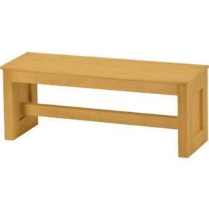 Crate Design Kitchen Table & Benches.