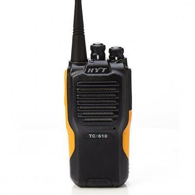 NOS - Hytera / HYT TC-610 TC-610U(2) UHF Radio 450-470MHz