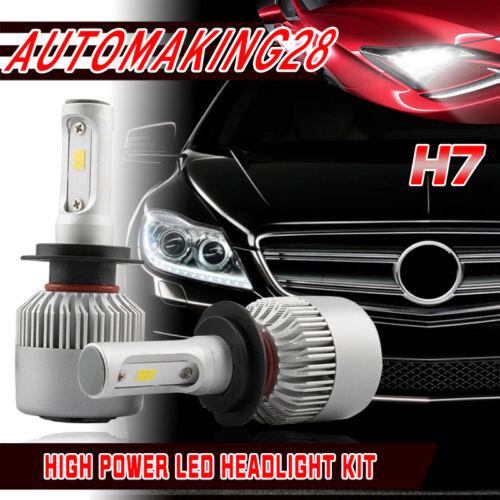 200W H7 LED Headlight Bulbs Kit for Yamaha YZF-R1 2007-2014/ YZF-R6 2013-2015 US