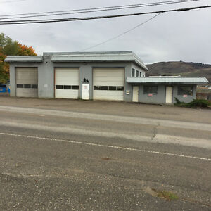 3 Bay Industrial Use Shop on 2 Acres