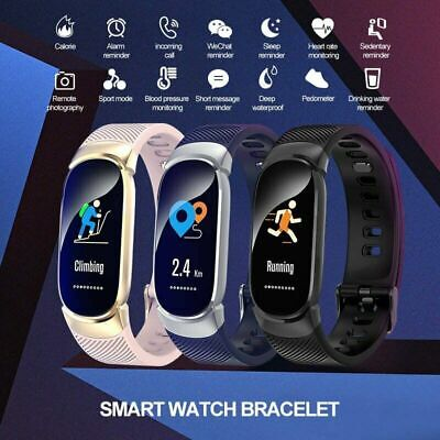 Women Smart Watch Phone Mate Fitness Tracker for Android/iPhone/Samsung/HTC K