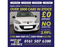 Mazda Mazda 2 Venture Edition Hatchback 1.3 Manual Petrol LOW RATE FINANCE