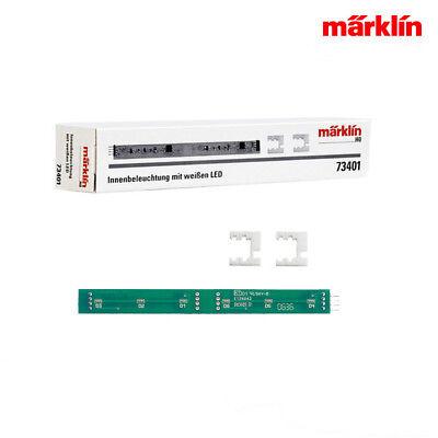 Märklin 73401 Innenbeleuchtung mit LED (weiß) ++ NEU in OVP