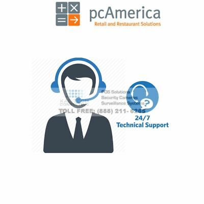 Pc America Cash Register Express Restaurant Pro Express 247 Technical Support