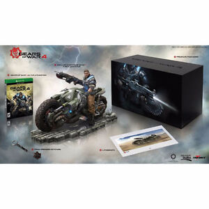 Brand New Gears Of War 4 Ultimate Collector's Edition Limited London Ontario image 1