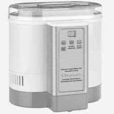 Electronic Yogurt Maker with Automatic Cooling CYM100REF