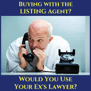 Buying with the LISTING Agent? Don't - Here's Why.
