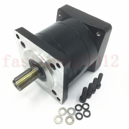 Planetary Nema34 Speed Reducer Gearbox Head 14mm Input for 86mm Motor DHL,FEDEX