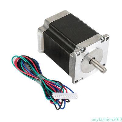 Schrittmotor Stepper Motor Nema 23 1.84-wires 76mm 3a 270oz-in1.8nm Bipolar Rl8