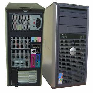 $75 Ordinateur Dell, 3.20Ghz HT, 3Go RAM, Windows 7