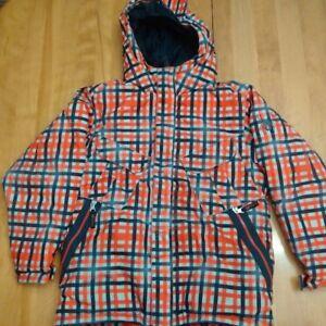 Youth Spyder Ski Jacket - size 10
