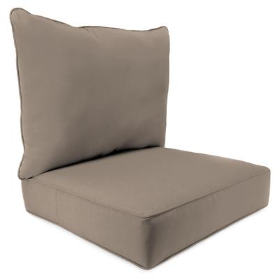 deep seat cushion color cast shale seat