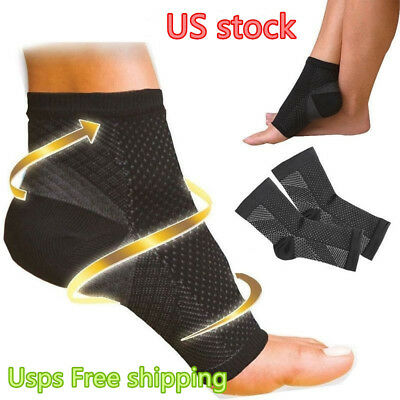 Best Plantar Fasciitis Foot Pain Compression Sleeve Heel Ankle Socks lot (Best Plantar Fasciiti Sock)
