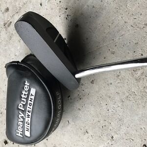 Boccieri Golf Heavey Putter