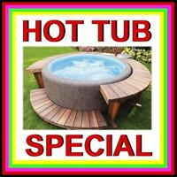 *NEW* 6 Person Hot Tub