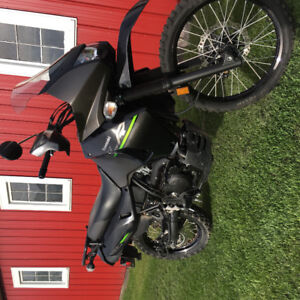 2014 KLR 650 *** REDUCED MINT****
