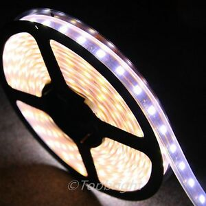 5m-White-SMD-5050-Waterproof-Flexible-150-LED-Strip-B