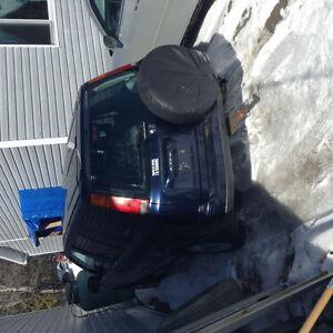 2000 Honda CR-V SUV, Crossover cash or trade