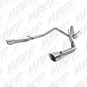 MBRP 2009-2017 Dodge Ram 1500 Cat Back Exhaust Muffler System