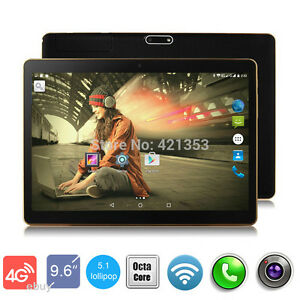 Brand New 32GB 10 inch Octa Core Tablet with Dual Sim Cards