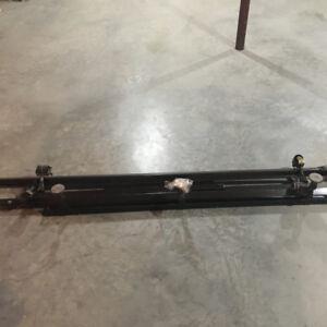 Double/queen metal bed frame