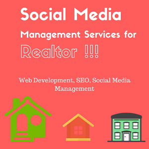 Social Media Marketing & Web Development Services for Realtors