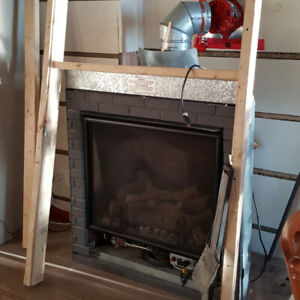 Vermont Castings Natural Gas Fireplace