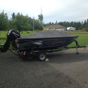 2013 Legend Exterminator with 50hp