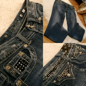 Blingy Miss Me Jeans (size28)