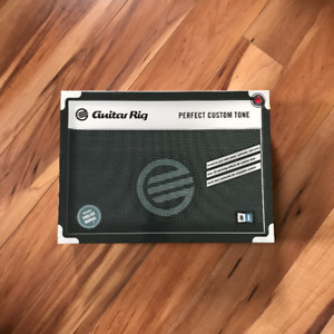 Native Instruments Guitar Rig 2 - Complete Box Set with Pedal!