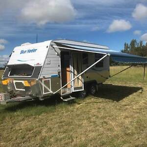Sunland Blue Heeler Off Road Caravan Armidale Armidale City Preview