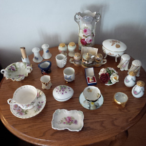 Assorted China Collection