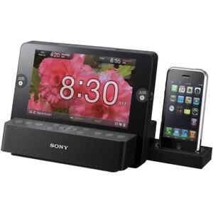Sony  Dream Machine ICFCL75IP Clock Radio Speaker Dock