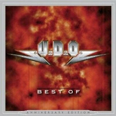 U.D.O. - BEST OF (RE-RELEASE)  CD NEU (Best New Metal Releases)