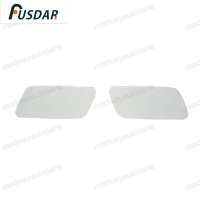 Front LH RH Headlight Washer Jet Cover Cap For VW CC 2009-2012