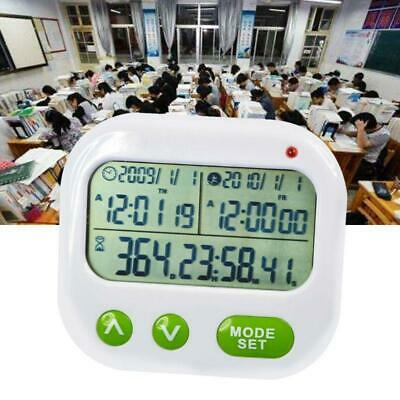 Searon Digital 1999 Days Countdown Timer with Alarm Clocks Events Reminder Day