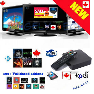 NEWEST MXQ TV BOX ★BRAND NEW $59.99 FULLY LOADED WATCH for FREE