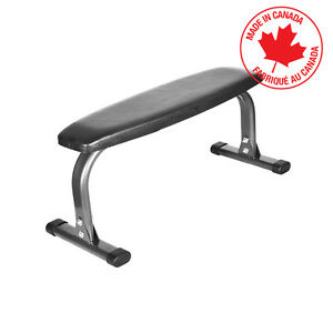 Northern Lights Iron Factory Flat Bench - Light IRFLATL