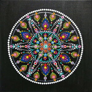 Art lessons (Mandala,Stone Painting) Starting from 20$ per hour