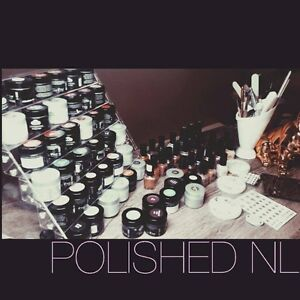 Beautiful LCN nails & manicures !! ***POLISHED NL***