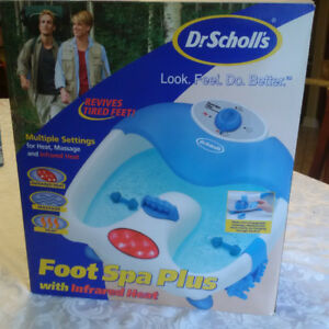 Dr.Scholl's Foot Spa Plus