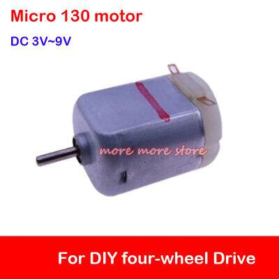 K20 8mm Motor Micro DC 3V-5V 33000RPM Mini High Speed Worm Gear Screw Shaft